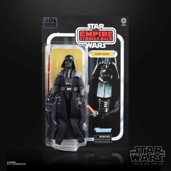 "Star Wars The Black Series Empire Strikes Back Darth Vader 6"" Figure"